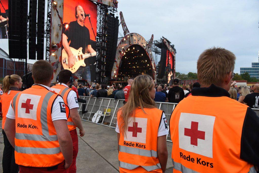 norges røde kors hjelpekorps